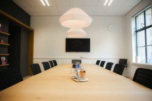 Foto van vergaderzaal