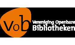 Logo VOB | Vereniging van Openbare Bibliotheken