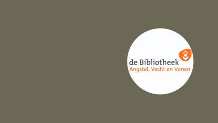 Logo Bibliotheek Angstel, Vecht en Venen