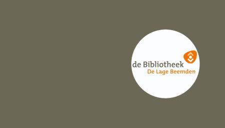 Logo Bibliotheek De Lage Beemden