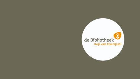 Logo Bibliotheek Kop van Overijssel