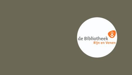 Logo Bibliotheek Rijn en Venen