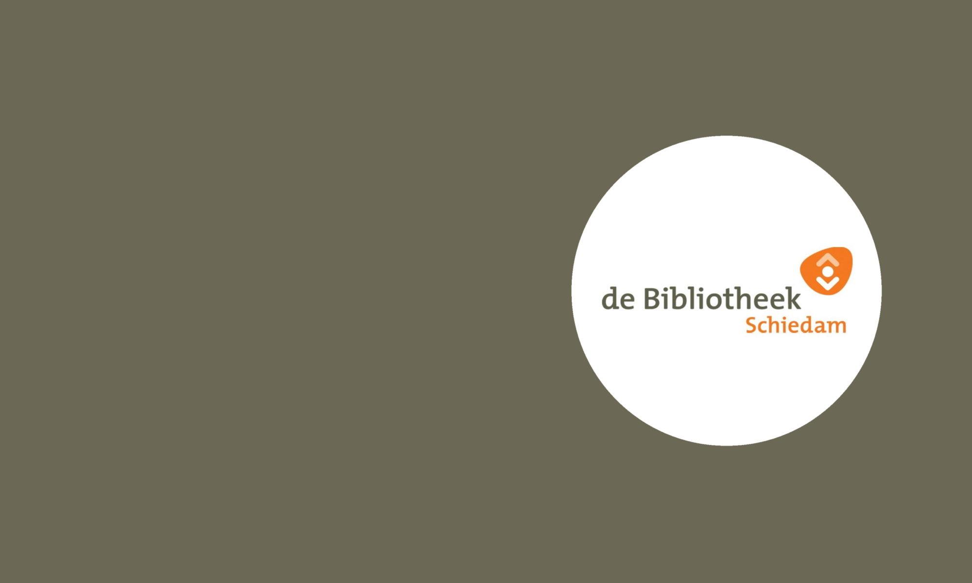 Bibliotheek Schiedam Vob Vereniging Van Openbare Bibliotheken