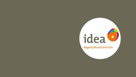 Logo RegioCultuurCentrum Idea