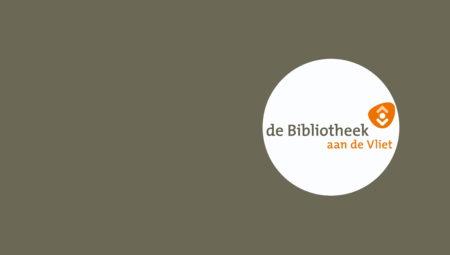 Logo Bibliotheek aan de Vliet