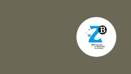 Logo ZB Bibliotheek van Zeeland